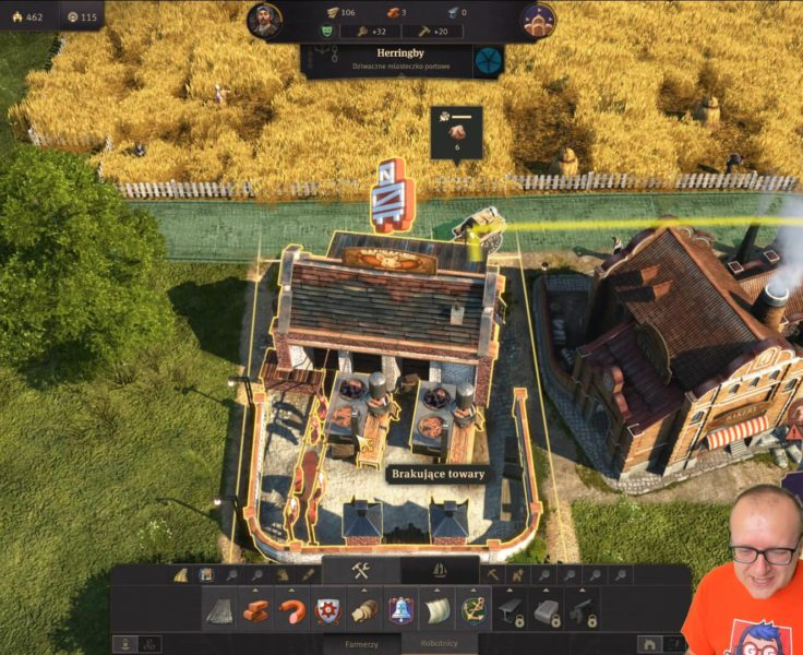 STREAM NATION, ANNO 1800, ODC. 04