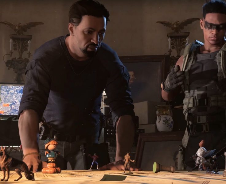 STREAM NATION, TOM CLANCY'S THE DIVISION 2, ODC. 01