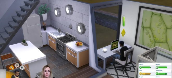 STREAM NATION, THE SIMS 4, ODC. 04