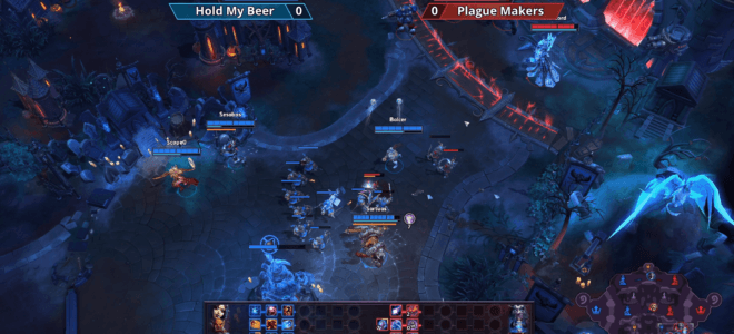 HEROES OF THE STORM, ALW SEZON II 2019, 7. KOL., HOLD MY BEER VS PLAGUE MAKERS