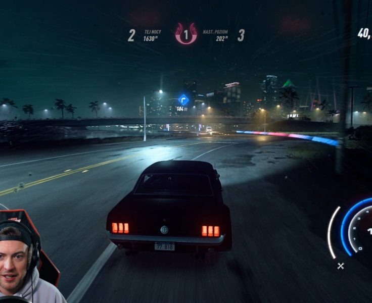 STREAM NATION, NEED FOR SPEED: HEAT, ODC. 02