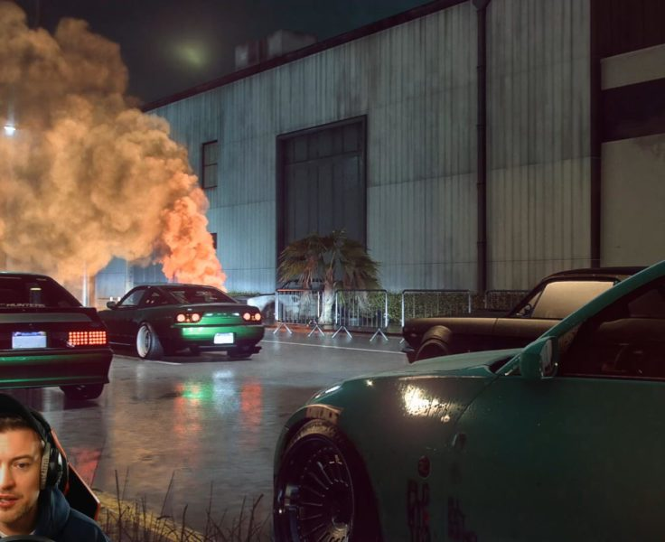 STREAM NATION, NEED FOR SPEED: HEAT, ODC. 05