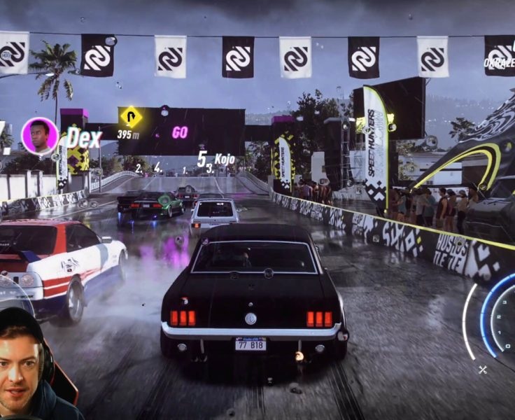 STREAM NATION, NEED FOR SPEED: HEAT, ODC. 06