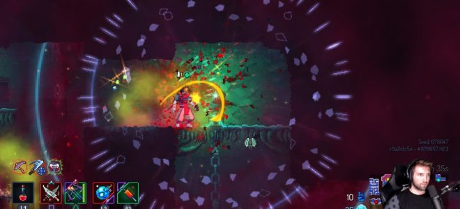 STREAM NATION, DEAD CELLS, ODC. 05