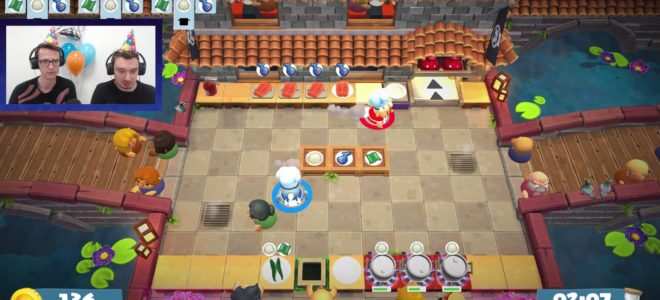 LET'S REPLAY, OVERCOOKED 2