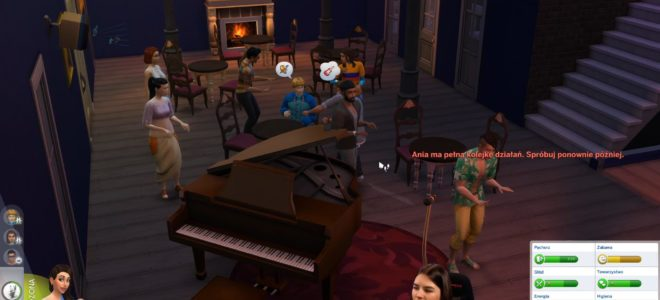 STREAM NATION, THE SIMS 4 2019, ODC. 05