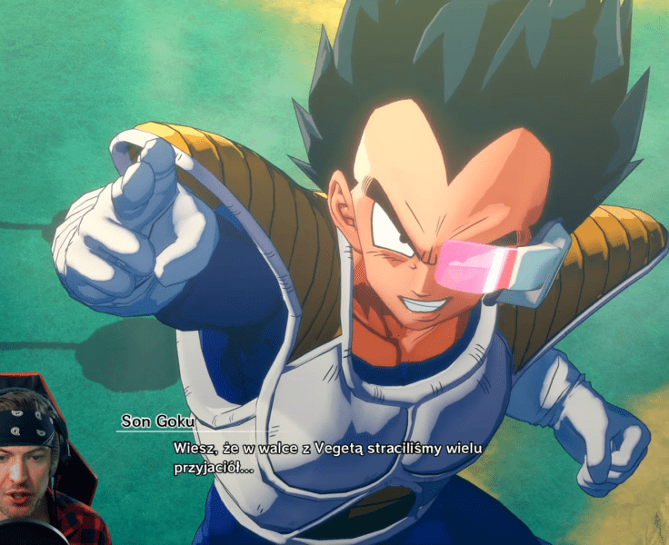 STREAM NATION, DRAGON BALL Z: KAKAROT, ODC. 02