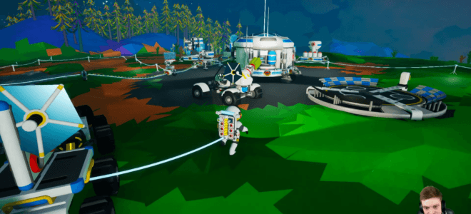 STREAM NATION, ASTRONEER, ODC. 03