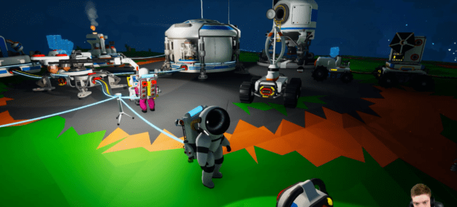 STREAM NATION, ASTRONEER, ODC. 04