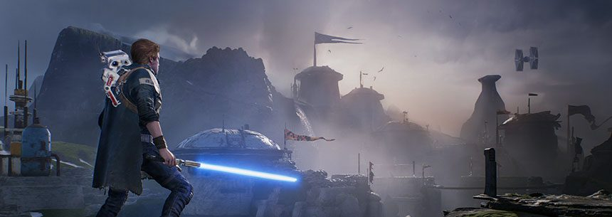 STREAM NATION, STAR WARS JEDI: FALLEN ORDER