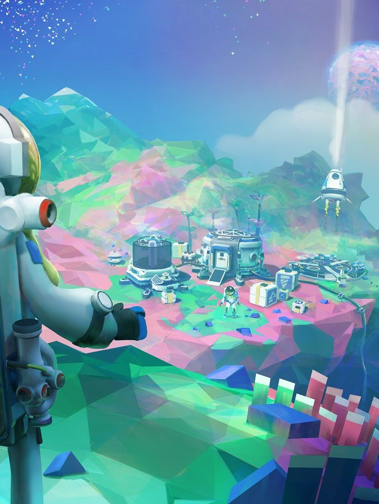 STREAM NATION, ASTRONEER