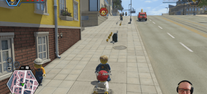 STREAM NATION, LEGO CITY: TAJNY AGENT, ODC. 2