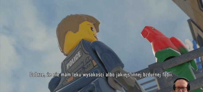 STREAM NATION, LEGO CITY: TAJNY AGENT, ODC. 3