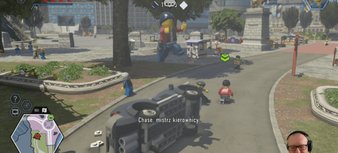 STREAM NATION, LEGO CITY: TAJNY AGENT, ODC. 7