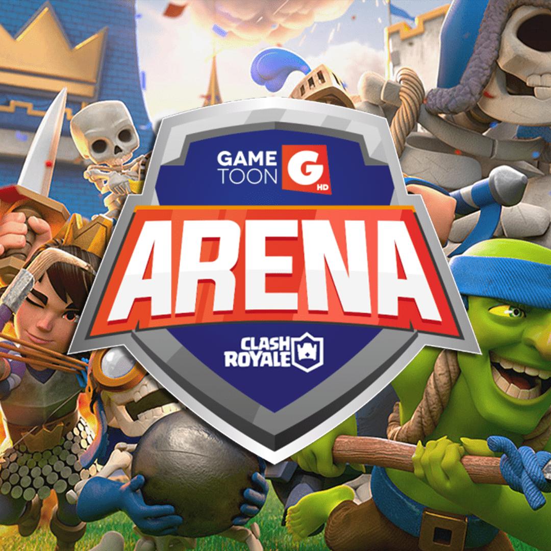 Gametoon Arena: Clash Royale