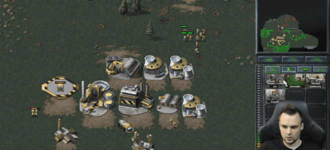 STREAM NATION, COMMAND AND CONQUER REMASTERED, ODC. 08