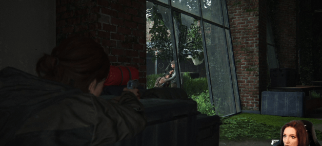 STREAM NATION, THE LAST OF US PART 2, ODC. 08