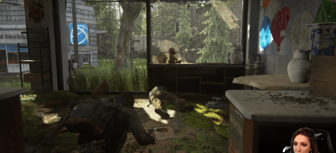 STREAM NATION, THE LAST OF US PART 2, ODC. 09