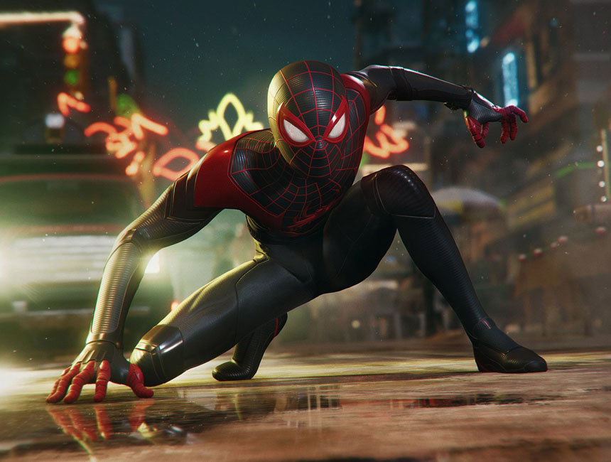 STREAM NATION, SPIDER-MAN: MILES MORALES