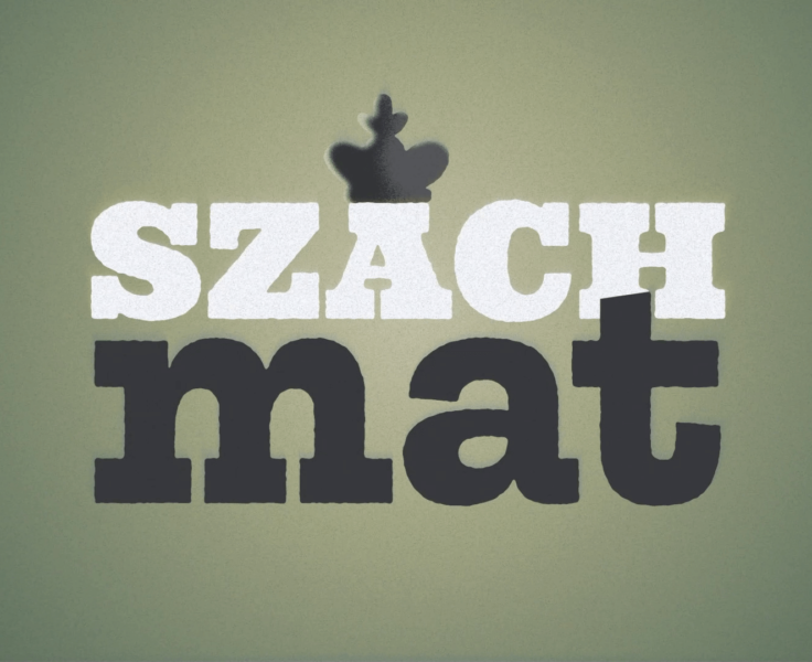 SZACH MAT, ODC. 01